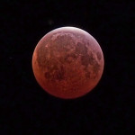Blood Moon over Langley