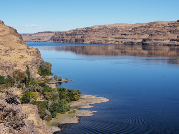 Columbia River, Vantage, Washington